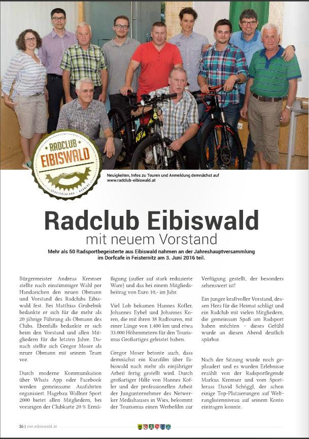 Radclub Eibiswald