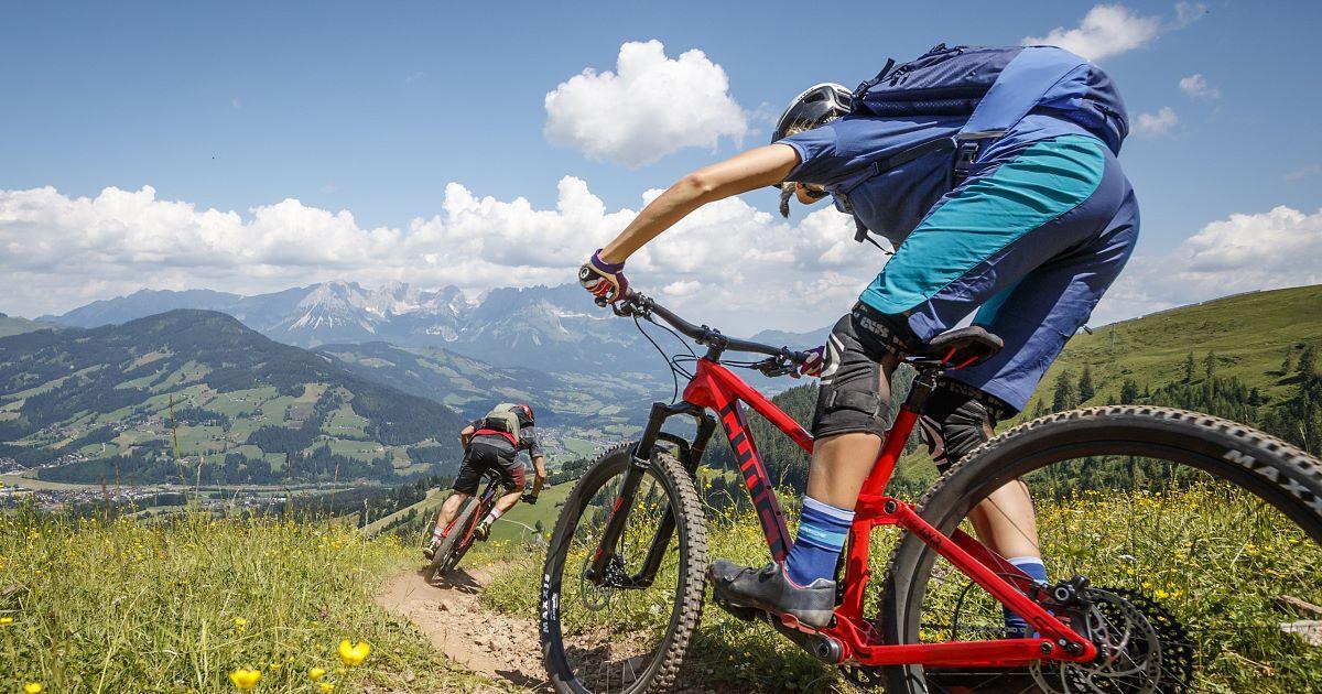 kat-bike-kitzbueheler-alpen-fleckalmtrail-e-haiden